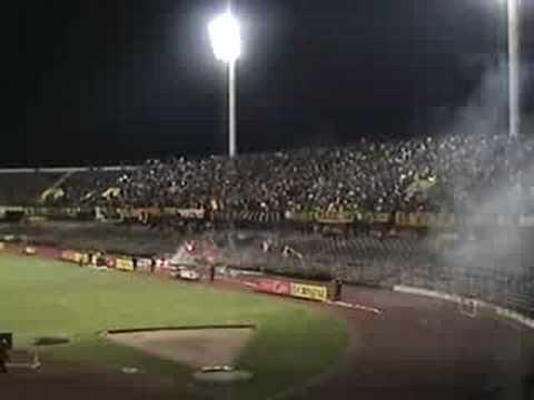 "FERNANDEZ VIAL vs COLO-COLO,""COPA CHILE 2008"",Segunda Fase - Furia Guerrera - Fernández Vial"