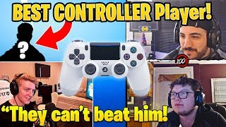 Tfue CONFIRMS *NEW* BEST CONTROLLER PLAYER! NICKMERCS and Ghost Aydan CALLED OUT!