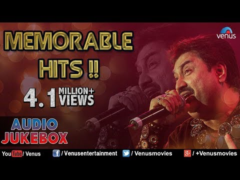 Kumar Sanu : Memorable Hits ~ Best Bollywood 90's Songs || Audio Jukebox