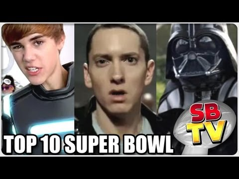 bestsuperbowlads - Discover the most-watched Super Bowl ads of all time ! 10 - APPLE / 1984 VIEWS: 12919675 YEAR: 1984 9 - PEPSI MAX / LOVE HURTS VIEWS: 14491242 YEAR: 2011...