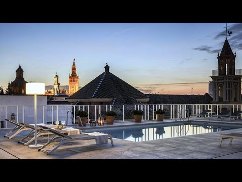Top10 Recommended Hotels in Seville, Andalucía, Spain