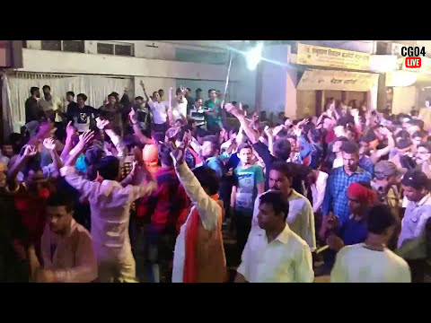 DJ Yahoo | Ganesh Jhanki Raipur 2017 | CG04 LIVE