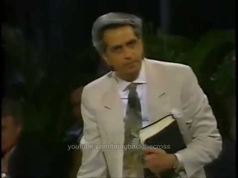 Benny Hinn – What Will You Do With The Anointing?