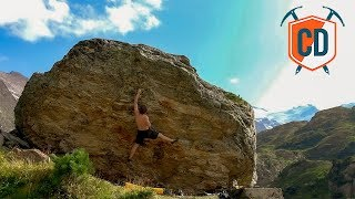 Bouldering In The Mountains...Perfect Combo | Climbing Daily Ep.1511 by EpicTV Climbing Daily