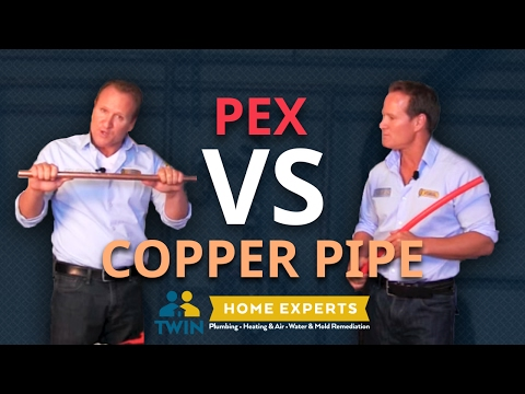 plumbing 101 pex versus copper piping lifehacker australia