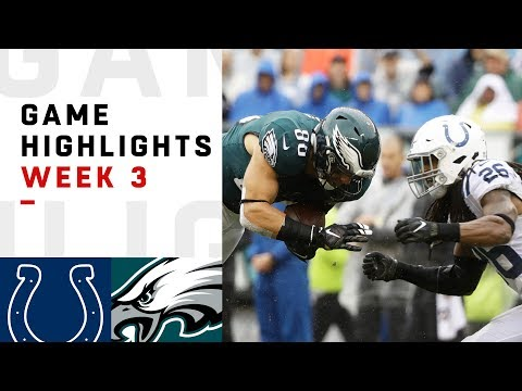 Colts vs. Eagles Week 3 Highlights | NFL 2018 - Thời lượng: 10:35.