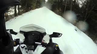 6. 2011 Ski Doo MXZ TNT 600 ETEC Hank Resling Jr