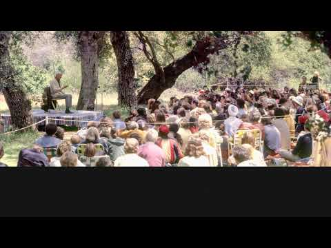 Audio   J. Krishnamurti - New York 1983 - Public Talk 1 - Why are human beings what they are now?