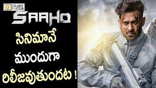 Prabhas Sahoo Movie Release Date Fixed