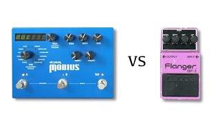 Download Lagu Strymon Mobius vs Boss BF-2 Flanger Mp3