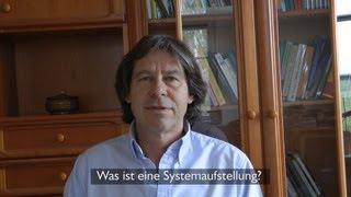 Stephan W. Ludwig - Was ist eine Systemaufstellung und wann ist diese sinnvoll?