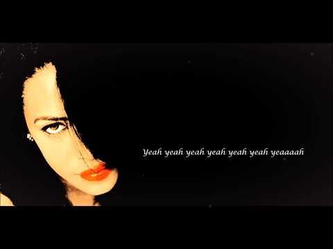 Aaliyah - Enough Said (feat. Drake) (Lyric Video)