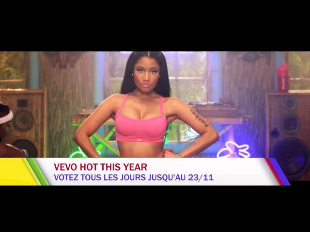 Hot this year VEVO 2014