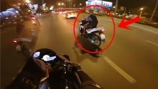 Download Video SOK JAGO - MOTOR METIK VS MOTOR SPORT Jauh Banget Terbaru MP3 3GP MP4