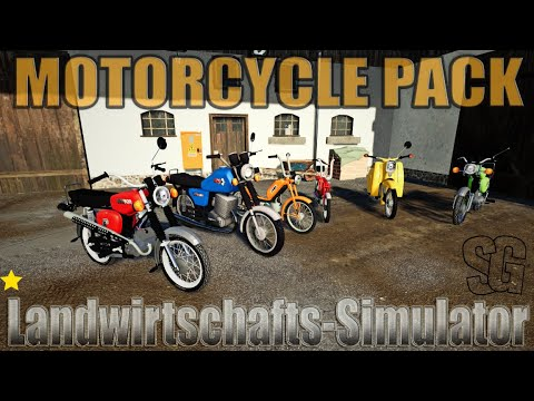 Motorcycle Pack v1.0.0.0
