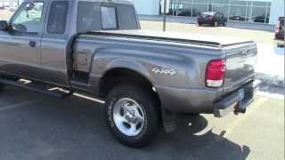 2000 Ford Ranger XLT 4WD Ext Cab