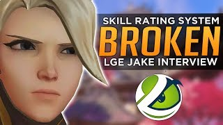 The SR system has been a bit controversial since its launch, known sometimes to cut certain heroes out of their deserved skill rating gains, but also giving boons to niche picks, allowing for less wins to be required to reach the same rank of other players. Inevitably, the structure of the Skill Rating system will affect everyone's Overwatch Gameplay and with that being the case it's difficult to see a world where every user is happy with the experience, however, the system we have now seems to be less than ideal, and perhaps even broken as pro player LGE Jake explains at length in this interview. Let us know what you think in the comments section! And be sure to check out Jake's links below :)LGE Jakehttps://twitter.com/jake_overwatch https://www.twitch.tv/jake_overwatchhttps://mindgames.blog/Subscribe here - http://bit.ly/2aN1OuOWe are YOUR OVERWATCH:Destiny Channel: https://www.youtube.com/channel/UCb4Jomiox07xosU843EYTiwPatreon - https://www.patreon.com/YourOverwatchTwitter - https://twitter.com/youroverwatchytTwitch - https://www.twitch.tv/youroverwatch Discord Server:https://discordapp.com/invite/youroverwatchFREEDO's personal channel for Overwatch esports talk and more!https://www.youtube.com/user/xfreeedo