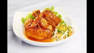 Món Ngon Mỗi Ngày - Cánh gà xốt nước tương