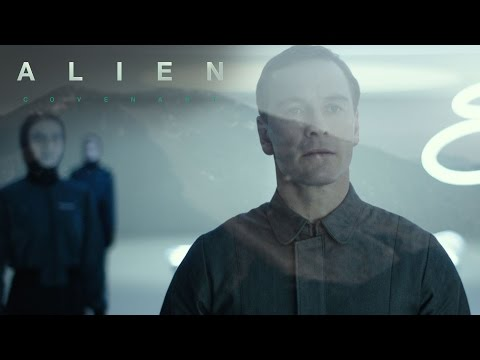 Watch Meet Walter Video Introducing New Alien Covenant