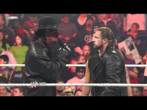Video Raw: Shawn Michaels interrupts Triple H and The Undertaker download in MP3, 3GP, MP4, WEBM, AVI, FLV January 2017