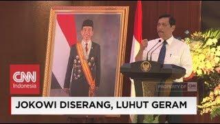 Video Jokowi Diserang, Luhut Serang Balik Amien Rais MP3, 3GP, MP4, WEBM, AVI, FLV Juli 2019