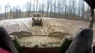 10. 2014 Arctic Cat Wildcat Trail First Ride I79 Arctic Cat at Crow Canyon MX