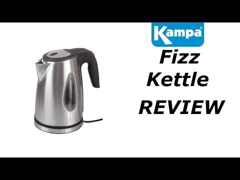 Kampa Fizz Low Wattage Electric Kettle