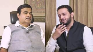Exclusive Interview of Nitin Gadkari - The Statesman