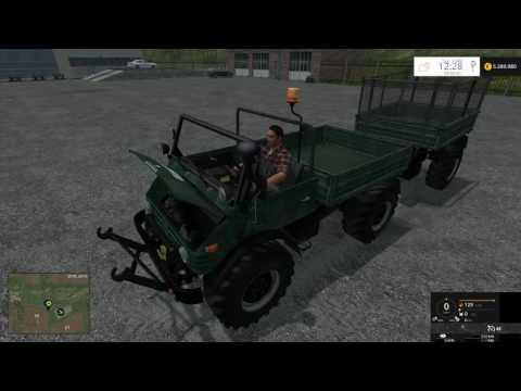 Unimog 406 cabrio v1.0
