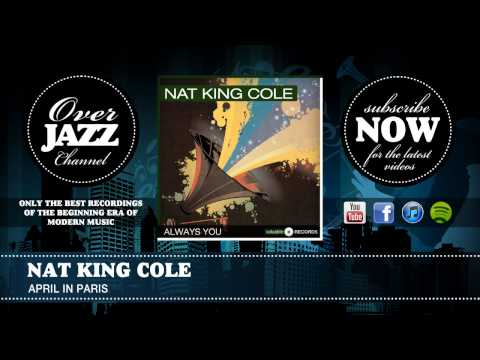 Tekst piosenki Nat King Cole - April in Paris po polsku