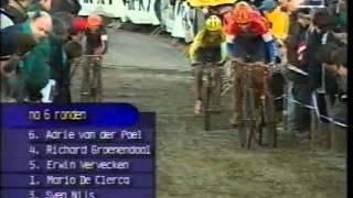 Diegem Belgium  city photo : Cyclocross Superprestige Diegem 1999