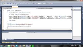 asp.net entity framework tutorial part- 10