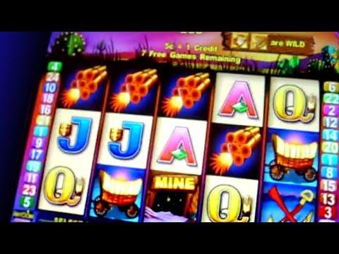 Where is GOLD - 2 BONUSES!!! - 5c Aristicrat  Video Slots
