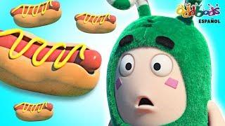 Oddbods | El Gran Hotdog | Dibujos Animados Graciosos Para Niños