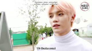 [NEOSUBS] 170818 Taeyong Cure MV Behind - CURE DAY