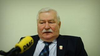 Lech Wałęsa o rządach PiS: To jest złe, fatalne rządzenie.