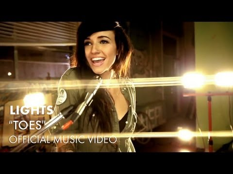 LIGHTS – Toes [Official Music Video]