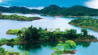 Qiandao Lake (Chunan) China  city photo : Hangzhou Qiandao Lake - China (HD1080p)