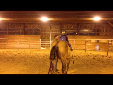 Odie & Isiah – Trick Riding!