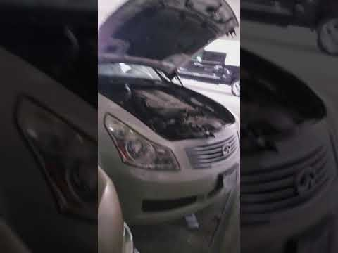 Faulty car battery and proof for professor Dr. Ahmad Pour