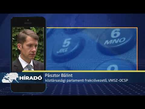 Brüsszeli látogatáson a VMSZ köztársasági parlamenti frakciója-cover