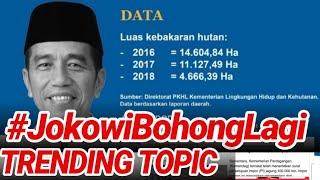 Download Video #JokowiBohongLagi jadi trending TOPIC DI MEDSOS PASCA DEBAT KE 2;CEK KATA & FAKTA PERNYATAAN JOKOWI MP3 3GP MP4