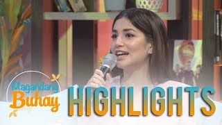 Video Magandang Buhay: Nathalie Hart talks about her pregnancy MP3, 3GP, MP4, WEBM, AVI, FLV Agustus 2018