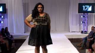 17 Sundays Hits The Runway At LA Fashion Week's Haute Curves 2012