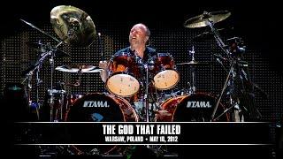 Metallica - The God That Failed (Live - Warsaw, Poland) - MetOnTour