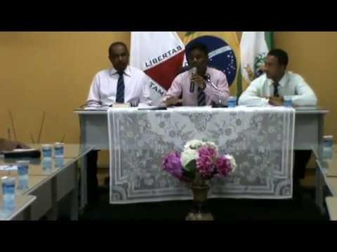 22ª Reunião Ordinária da Câmara Municipal – Exercício de 2014