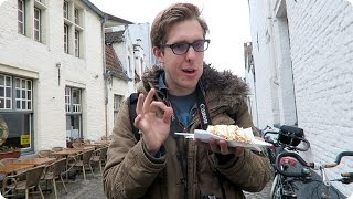Bruges Belgium  city photos : Puns in Bruges, Belgium! | Evan Edinger Travel