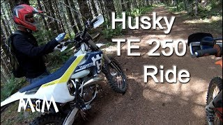 6. 2017 Husqvarna TE 250 Quick Review