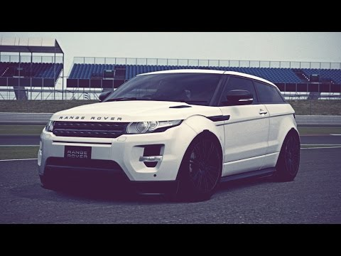 (GT6) Land Rover Range Rover Evoque Coupe Dynamic '13 - Exhaust Comparison