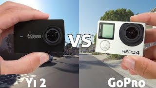 Video Xiaomi YI 2 4K Action Camera REVIEW vs GoPro (4K) MP3, 3GP, MP4, WEBM, AVI, FLV Agustus 2017